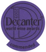 Commended Decanter