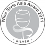 Wine Style Asia Awards Silver