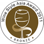 Wine for Asia Bronze Medal